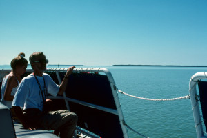 Everglades 1990 A21 Florida Bay
